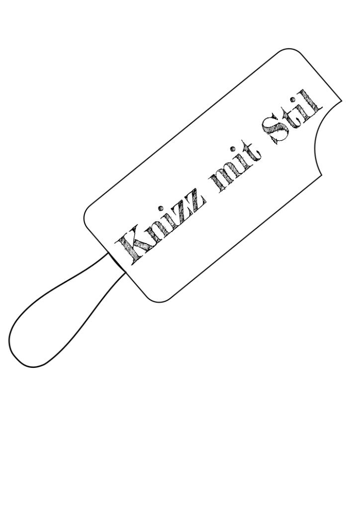 Knizz mit Stil