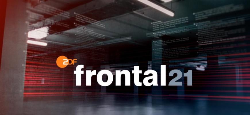 Frontal 21 (ZDF) Logo
